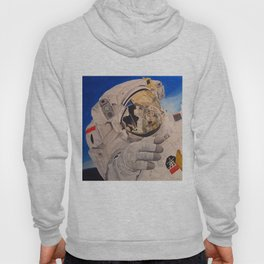 Astronaut in space, man. Hoody