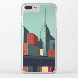 Urban Wildlife - Swordfish Clear iPhone Case