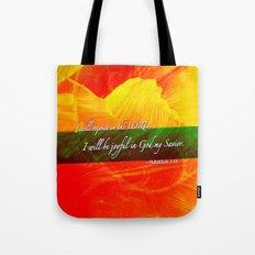 I Will be Joyful! Tote Bag