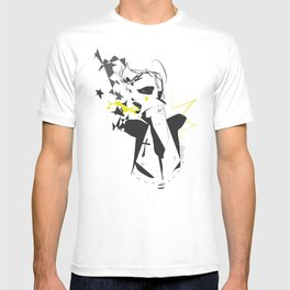 Wasted saturday night - Emilie Record T-shirt