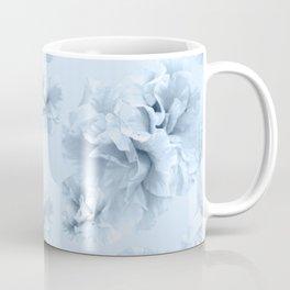 Light Blue Azalea Flower Dream #1 #floral #pattern #decor #art #society6 Coffee Mug