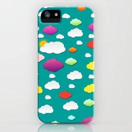 Rainbow Cloud iPhone Case