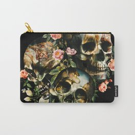 Skull & Venus Carry-All Pouch
