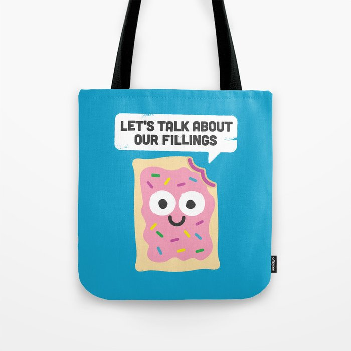 Tart Therapy Tote Bag