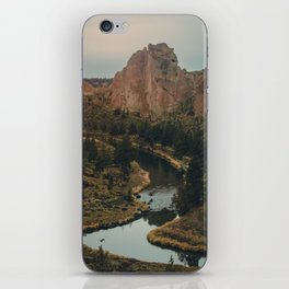 Smith Rock iPhone Skin