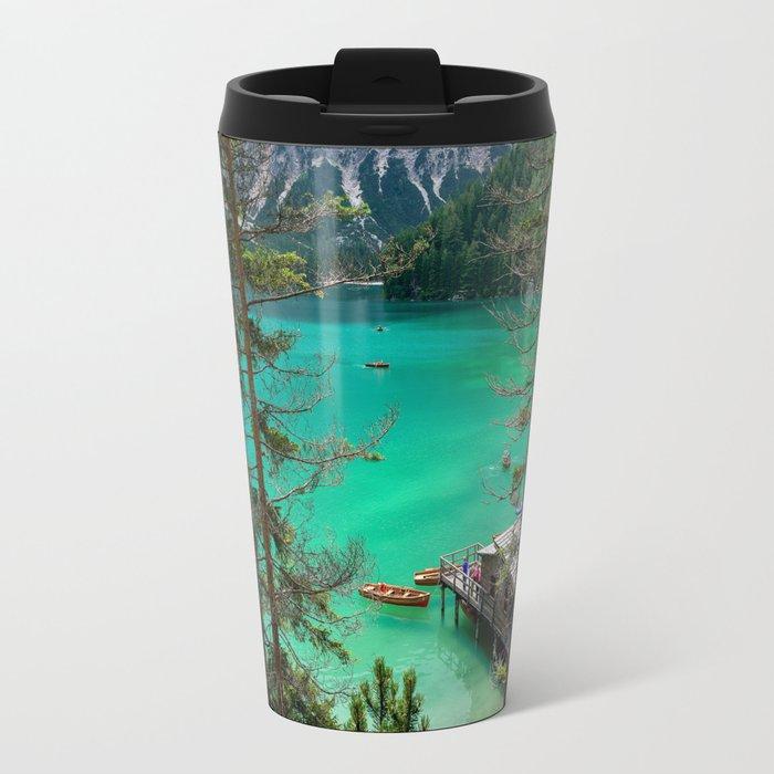 Pragser Wildsee Travel Mug