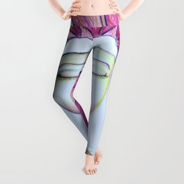Grow Where You Are Planted Leggings