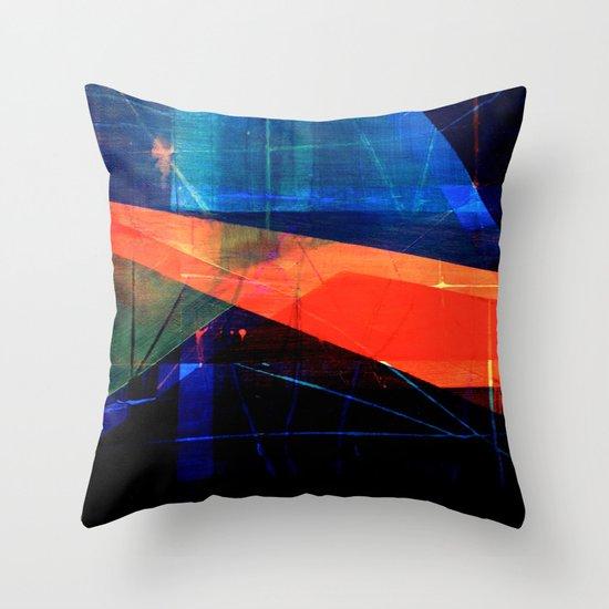 H/C Throw Pillow