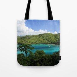 Maho Bay Tote Bag