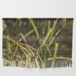 Dragonfly in the marsh Wall Hanging