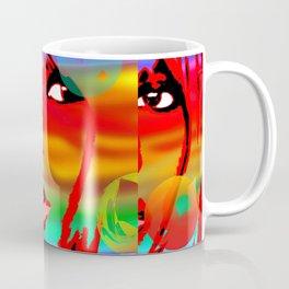 Brigitte B. Painting Coffee Mug