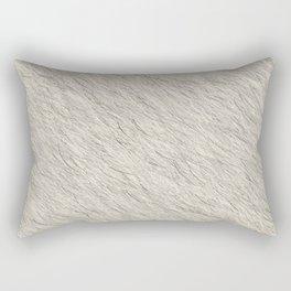 Hair polar bear Rectangular Pillow