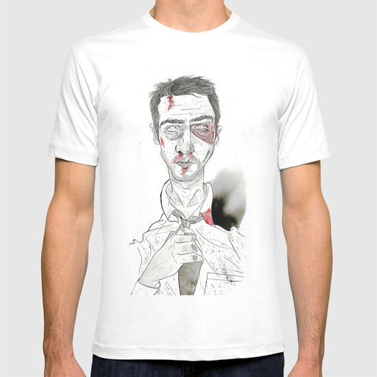 The first rule is- The Narrator Edward Norton T-shirt