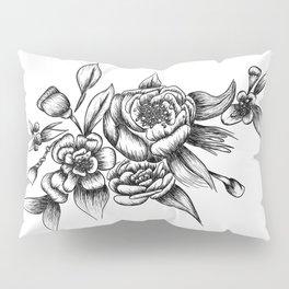 Flower Arrangement 01 Pillow Sham