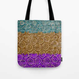 The Bohemian,Starry Night Tote Bag