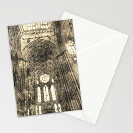 York Minster Vintage Stationery Cards