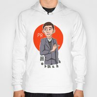 pacific rim Hoodies featuring Herman Gottlieb Pacific Rim by TheDigitalPandora