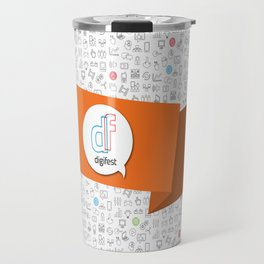 Toronto Digifest - Iphone Case 3 Travel Mug