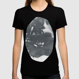Bloom in Platinum Tone T-shirt