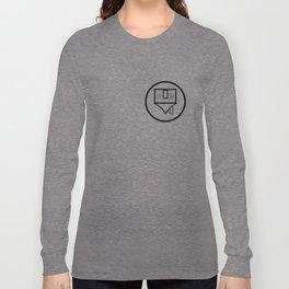 Living Upside Down Long Sleeve T-shirt