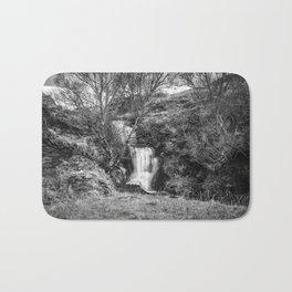 Ardvreck Castle Waterfall Bath Mat