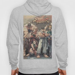 Street Fighter Hoody