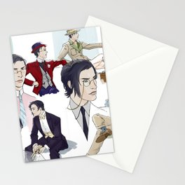 Claude Faustus: Leyendecker Stationery Cards