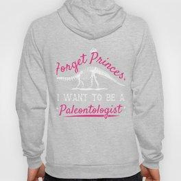 Paleontology Kids Dinosaur I Want To Be A Paleontologist Gift Hoody