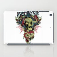 apocalypse now iPad Cases featuring Apocalypse now by Tshirt-Factory