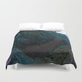 Tracks Duvet Cover
