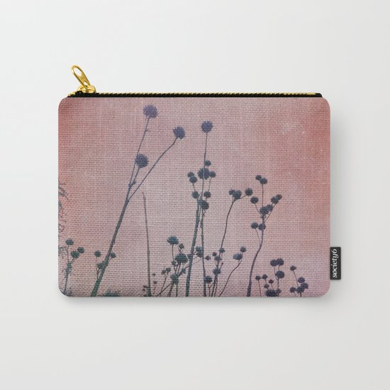 Through Rose Colored Glasses Carry-All Pouch