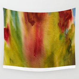 April Showers Wall Tapestry