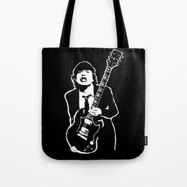 AC DC Tote Bag