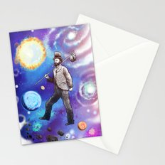 Wherever I May Roam (Space Vagabond) Stationery Cards