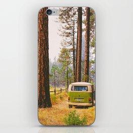 Van Life II iPhone Skin