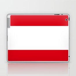 Flag: Austria Laptop & iPad Skin