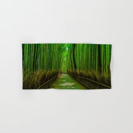 Bamboo Trail Hand & Bath Towel