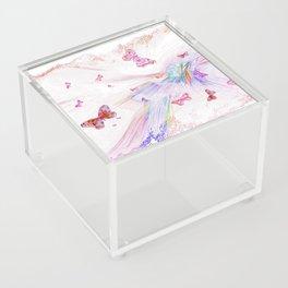 """Flash Dream ~ Butterflies"" Acrylic Box"