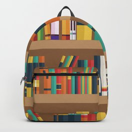 Take a book to kennel Backpack
