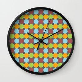 Go Round 2 Wall Clock