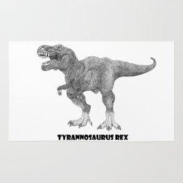 Tyrannosaurus Rex Rug