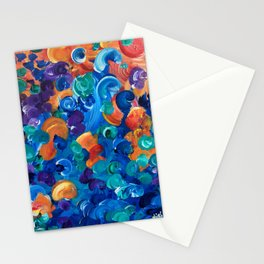 Moon Snails Back to School Stationery Cards