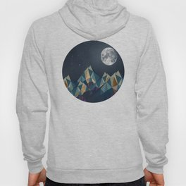 Night Mountains No. 1 Hoody