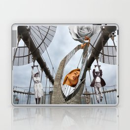 Hold on to your feelings Laptop & iPad Skin
