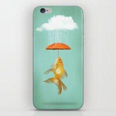 Fish Cover iPhone Skin