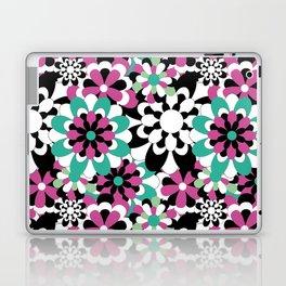 Tutti Fiori (pink) Laptop & iPad Skin