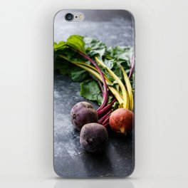 Rainbow Beets iPhone Skin