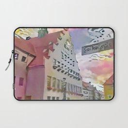 Townhall of Neumarkt Laptop Sleeve