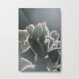 cactus hearts Metal Print