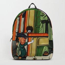 ninja konoha Backpack